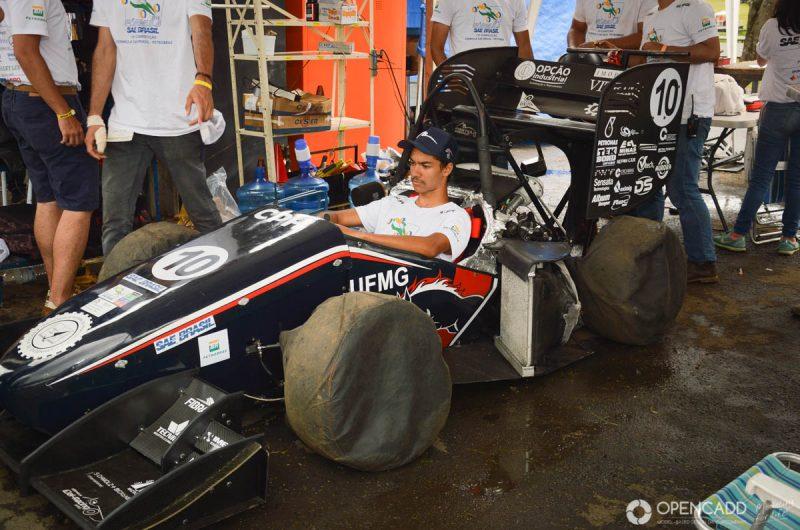 UFMG - Fórmula SAE 2018